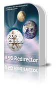 USB Redirector RDP Edition box