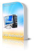 USB Redirector TS Edition box