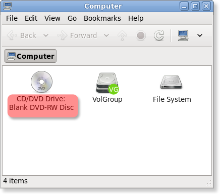 USB-устройство было успешно перенаправлено на удаленный компьютер Linux