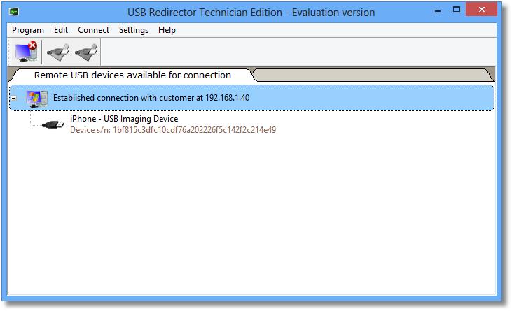 USB Redirector Technician Edition - IncentivesPro